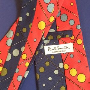 Paul Smith tie from Nordstrom